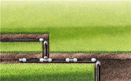 Automaatne maa-alune kastmine
